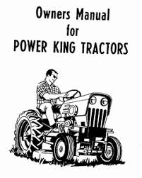power king manuals power king manual