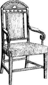 Free vector graphic Antique Chair Furniture Free Image on