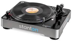 Обзор <b>проигрывателя виниловых</b> дисков Stanton <b>T</b>.55 USB: Не ...