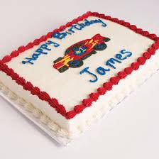 1 2 Sheet Cake