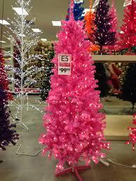 Modern Design Garden Ridge Christmas Trees 99 Hot Pink Pre Lot Tree From  Pottery