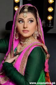 makeup artist wajid khan bridal makeup stani modals and actrees bridal makeup bridal and punjabi suits