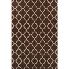 this review is from trellis brown reversible 7 ft x 11 ft indoor outdoor area rug