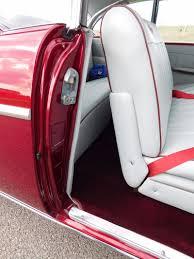 1957 Chevrolet Bel Air -BEAUTIFUL WINE BERRY 2-DOOR HARDTOP ...
