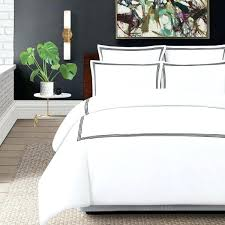 echelon home three line hotel collection cotton sateen 3 piece duvet cover set in queen covers king savoy quilt