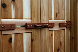 wooden fence gate lock gate lock with key wooden fence gate lock