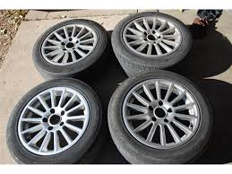 Mille Miglia 16x7.5 Wheels, 5x120 Bolt Pattern - No Longer Available