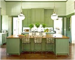 Light Sage Green Kitchen Cabinets Green Kitchen Cabinets With Black Appliances Ideas