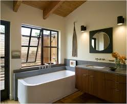 mid century bathroom. Mid Century Modern Bathroom Design For Well Large And Impressive