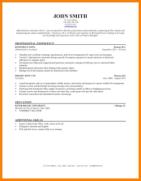 Nsf Resume Format 28 Images 2 Businessman Chicago Bw Template