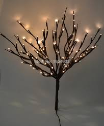 Holiday Branches With Lights Us 15 58 Free Shipping Branch Light 20