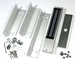 mag door locks electromagnetic lock wall mount lb mag lock glass door kit maglock door wiring