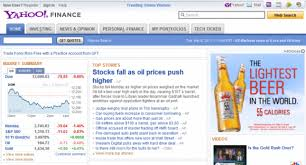 Yahoo Finance Business Finance Stock Market Quotes News Cool Yahoo Finance Business Finance Stock Market Quotes News New Quotes