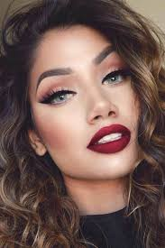 red lipstick looks and 8211 get ready for a new kind of magic see more glaminati red lipstick looks