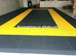 rubber floor mats garage. Rubber Garage Mats Floor Cool Red Plastic Mat  Entrance . M