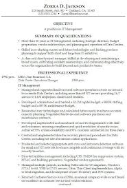 Resume Summary For Management Position Russiandreams Fascinating Resume For Management Position