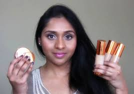 best foundation concealer for indian olive skin tone ex1 cosmetics review demo you