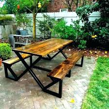 best paint for outdoor wood furniture picnic table painted paint for outdoor wood furniture best little