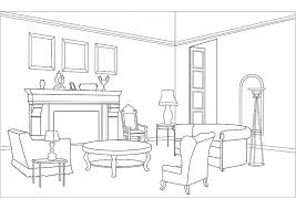 bedroom clipart black and white. bedroom clipart black and white design inspiration 816300 bathroom k