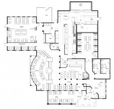 Small Picture Kitchen Lay Outs With Large Restaurants Plan Layouts Design For