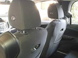 ford b max tailored seat covers