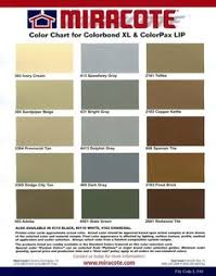 Miracote Color Chart 23 Best Duradek Colors Images In 2019 True Colors See