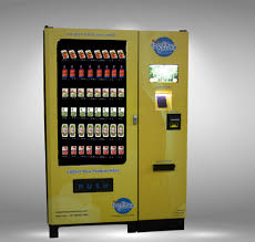 Vending Machine Food Classy Smart Food Vending Machine With Electronic Transaction At Rs 48