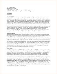 Pharmacy Job Letter Of Intent Pharmacy Experience 79 Images 3
