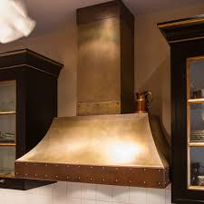 metal kitchen vent hood