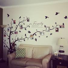 Tree decal. I wanna do a family tree on the nursery wall with baby pictures