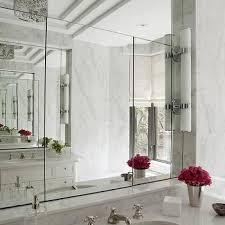 lighting fixtures for bathrooms. multi panel mirror contemporary bathroom richard mishaan design lighting fixturescontemporary bathroomsmirrors fixtures for bathrooms