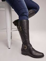 Naturalizer Leather Boot Jessie