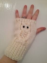 Free Fingerless Gloves Knitting Pattern New Owl Fingerless Gloves Knitting Pattern Free Recherche Google