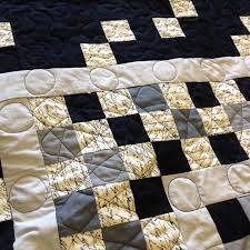 Solar Threads: Blogger's Quilt Festival: Steam Punk Lone Star Quilt & This quilt is 85