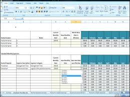 Basic Excel Spreadsheet Full Size Of Spreadsheet Expenses