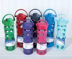 lifefactory glass water bottles