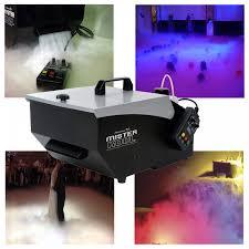 halloween lighting effects machine. Dry Ice Effect Smoke Fogger Ground Fog Machine Inc 20L Fluid Halloween Lighting Effects P