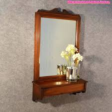 wood wall mirrors. Antique Wall Mirrors Wood R Oval For Sale .
