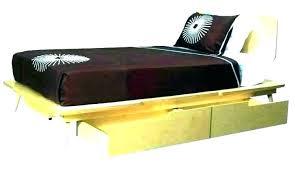 Flat Platform Bed Frame Room Full Queen King – Interior House Sample ...