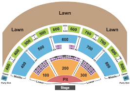 Xfinity Center Seating Chart Maryland Xfinity Theatre Tickets With No Fees At Ticket Club