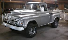 Vintage Chevrolet trucks | GREAT VEHICLES!!!! | Pinterest | 1957 ...