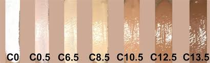 dels about makeup revolution conceal define full coverage concealer contour 42 shades