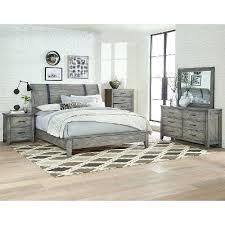 rustic gray bedroom set. Brilliant Set Rustic Grey Bedroom Set Casual Gray 6 Piece King Nelson  In Inside Rustic Gray Bedroom Set O
