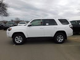 2018 New Toyota 4Runner SR5 4WD at Fayetteville Autopark, IID 17109482