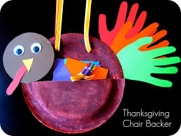 Thanksgiving Craft For Kids Toddler Approved Thanksgiving Chair Backer