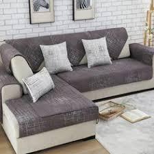 sectional sofa covers. 100%cotton Sofa Cover Set Sectional Slip Sofas Modern Magical Sofa- Corner Covers