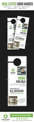real estate door hanger templates. #Real Estate Door Hanger - Miscellaneous Print Templates Real T
