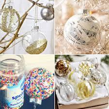 Diy Christmas Ornaments With Glass Balls : Glass ball ornament diys  popsugar smart living