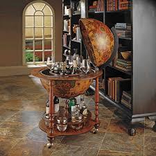 stylish wine rack. Interesting Wine Wine Enthusiast Italian U0026 Spirits Globe Bar 59500 For Stylish Rack