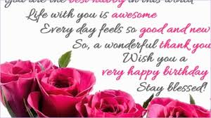Quotes For Thanks For Birthday Wishes Beautiful Thank You Mentor